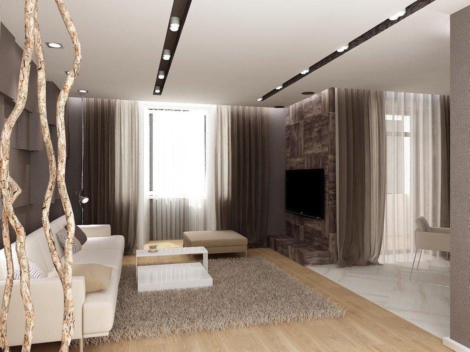 Фотография: Гостиная в стиле Современный, Декор интерьера, Квартира, Дома и квартиры, Проект недели – фото на INMYROOM