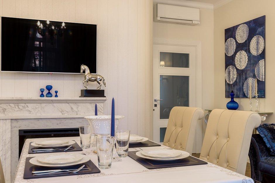 Фотография: Кухня и столовая в стиле Классический,  – фото на INMYROOM