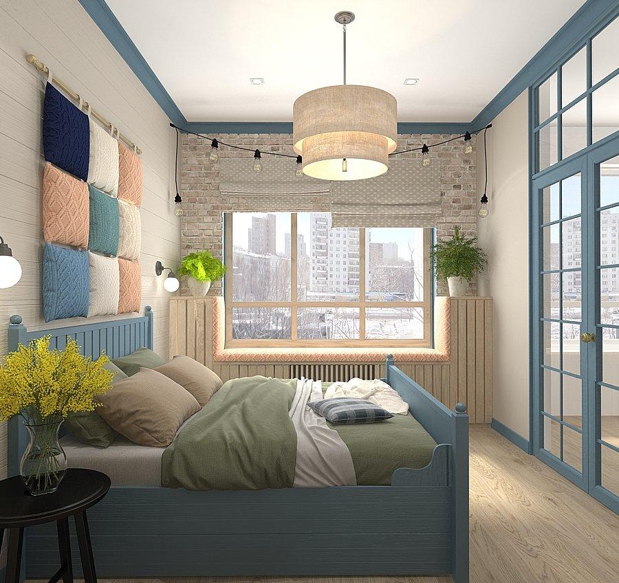 Фотография: Спальня в стиле Скандинавский, Квартира, Проект недели, Zi-Design Interiors – фото на INMYROOM
