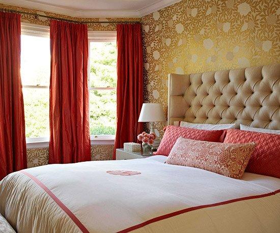 Фотография:  в стиле , Спальня, Советы, дизайн спальни для пары, интерьер спальни для пары – фото на InMyRoom.ru