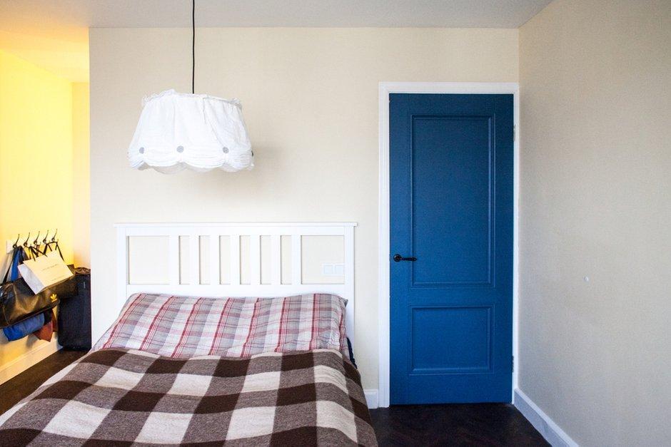 Фотография: Спальня в стиле Современный, Малогабаритная квартира, Квартира, Дома и квартиры, IKEA – фото на INMYROOM