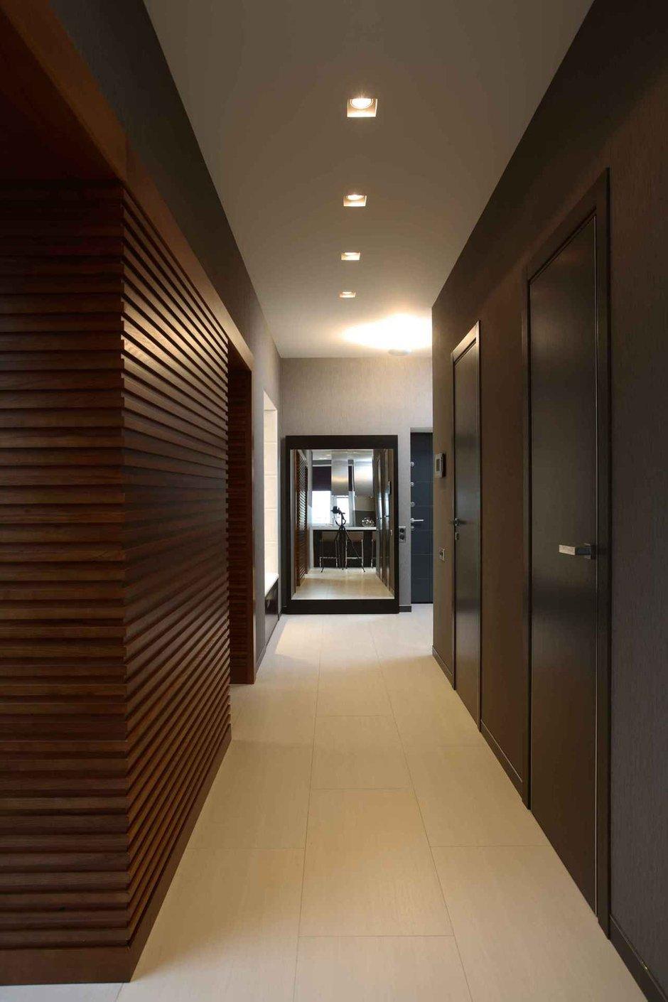 Фотография: Прихожая в стиле Лофт, Современный, Квартира, Дома и квартиры – фото на InMyRoom.ru