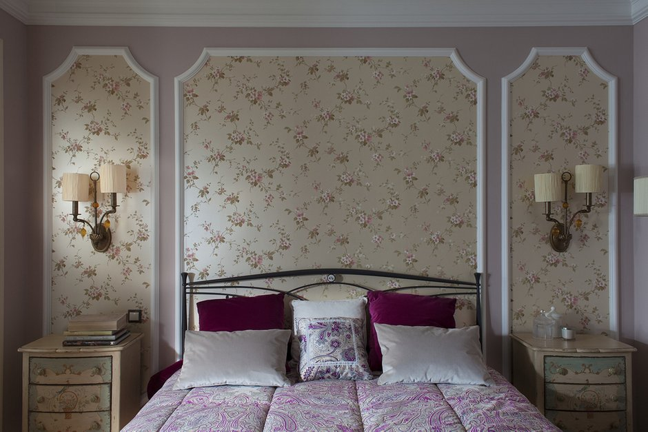 Фотография: Спальня в стиле Современный, Декор интерьера, Квартира, Guadarte, Дома и квартиры, Прованс – фото на INMYROOM