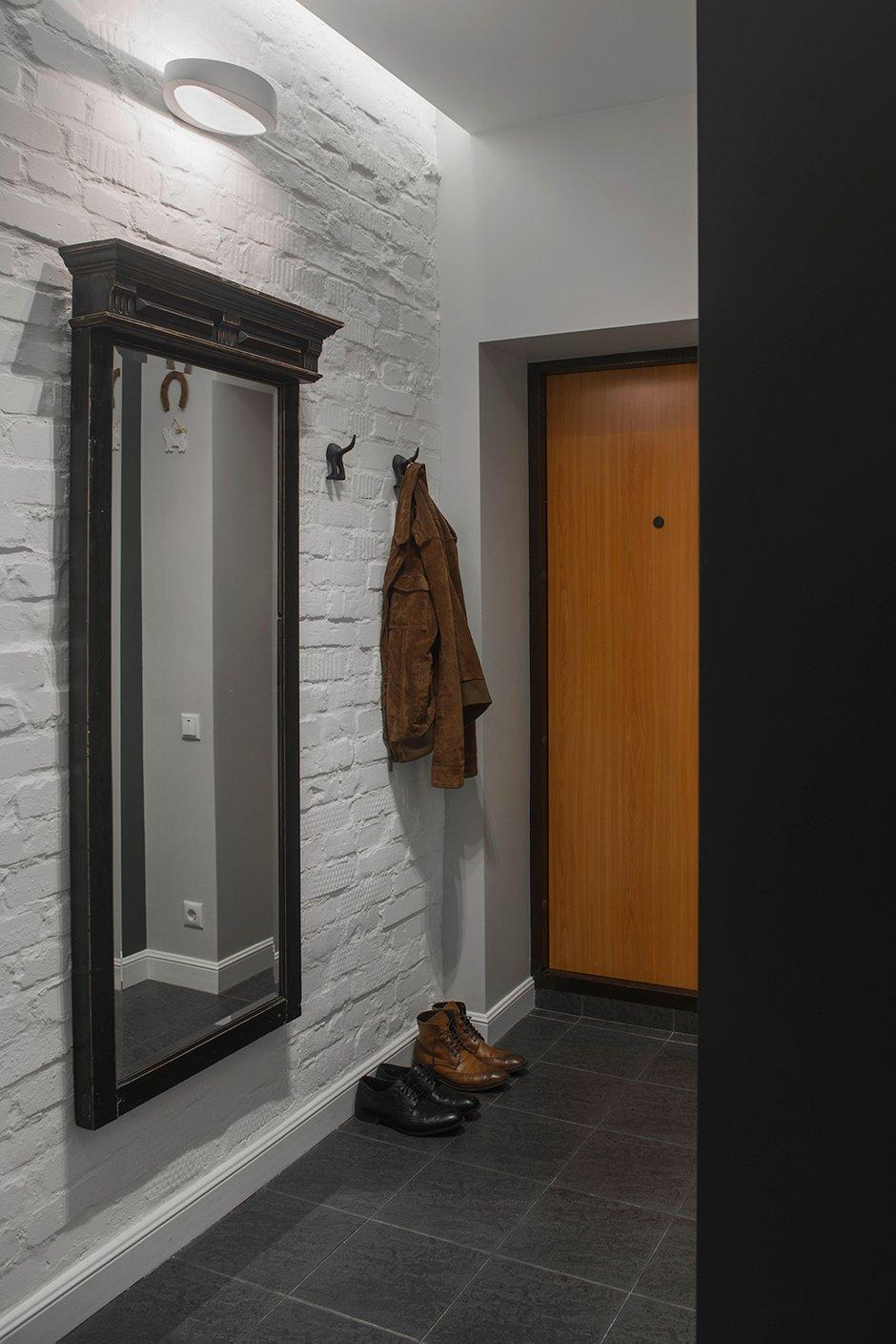 Фотография: Прихожая в стиле , Малогабаритная квартира, Квартира, Дома и квартиры, IKEA, Проект недели, Хрущевка – фото на INMYROOM