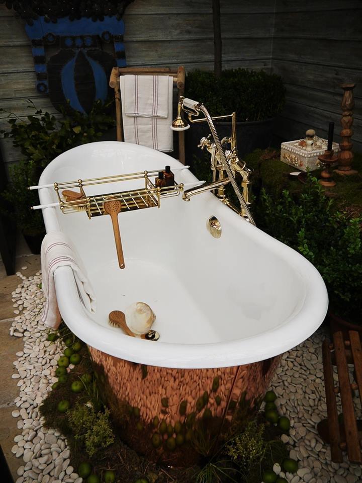 Фотография: Ванная в стиле Прованс и Кантри, Классический, Современный, Индустрия, События, Лондон, B&B Italia – фото на INMYROOM