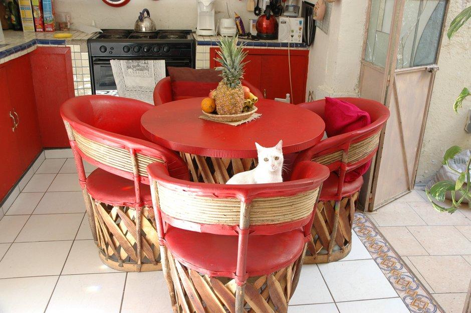 Фотография: Кухня и столовая в стиле Прованс и Кантри, Современный, Декор интерьера, Мебель и свет – фото на INMYROOM
