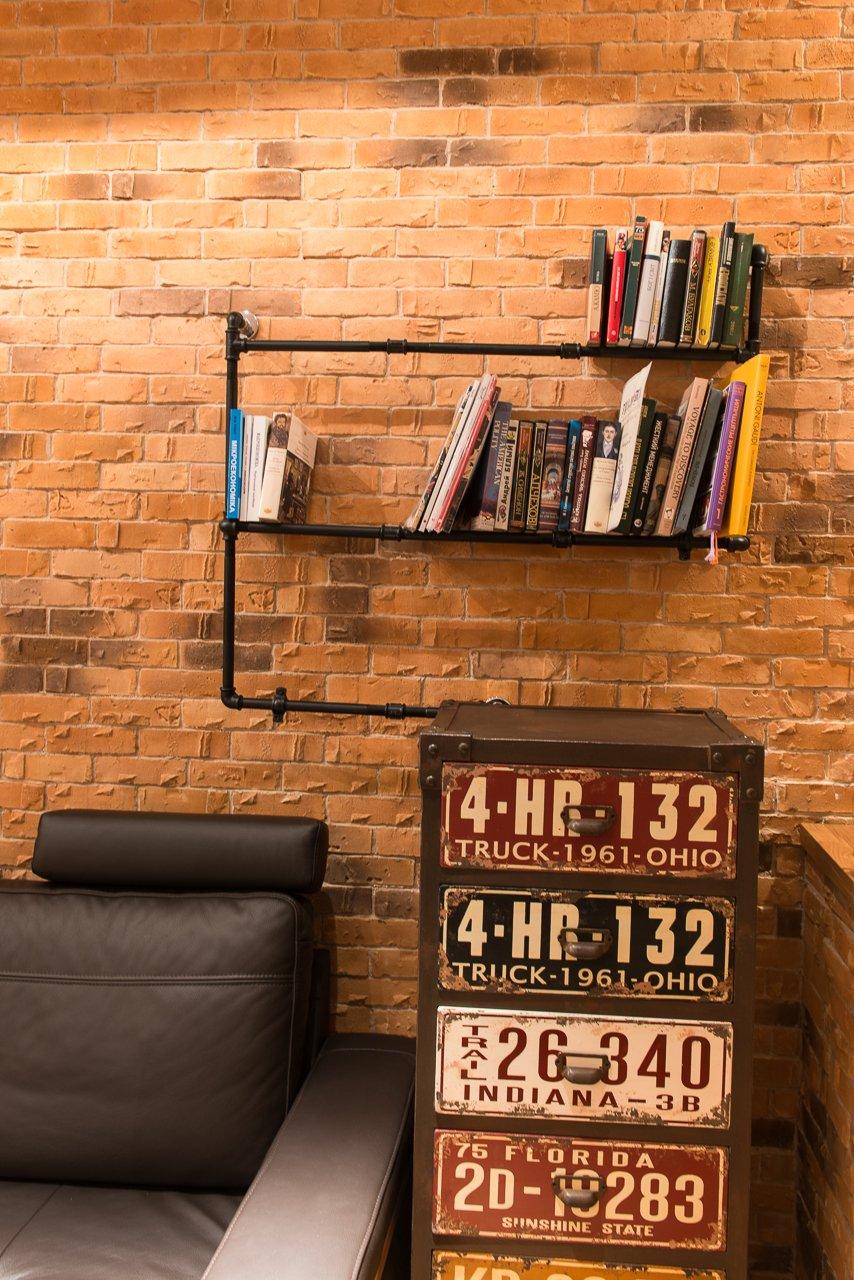 Фотография: Ванная в стиле Лофт, Квартира, Дома и квартиры, Киев – фото на INMYROOM