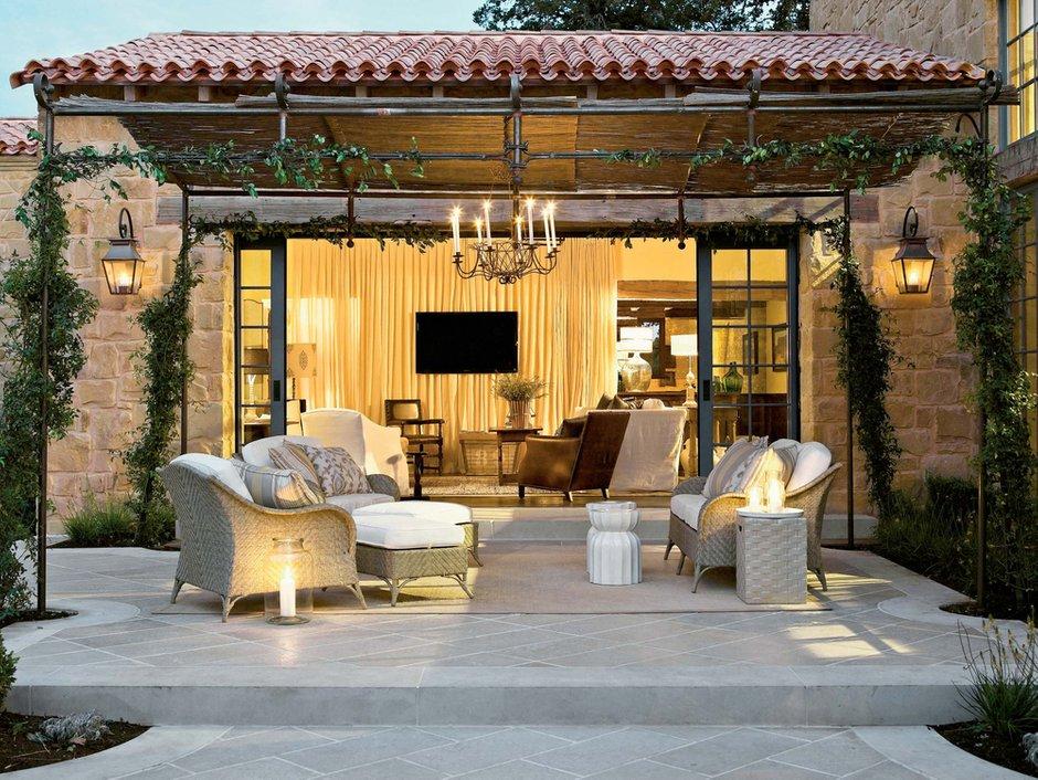 Фотография: Балкон, Терраса в стиле Прованс и Кантри, Классический, Современный, Интерьер комнат – фото на INMYROOM
