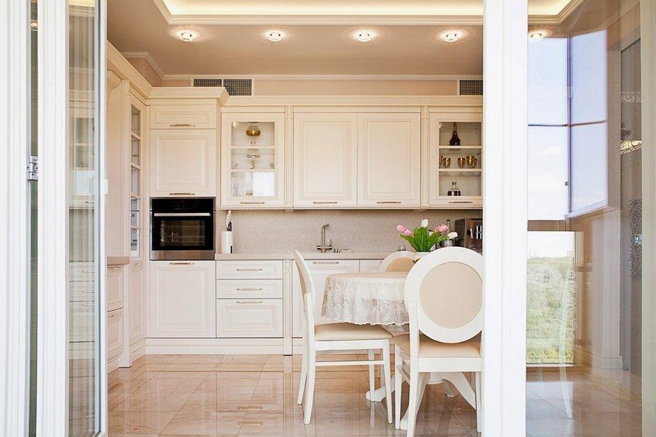 Фотография: Кухня и столовая в стиле Классический, Квартира, Дома и квартиры, Проект недели – фото на INMYROOM