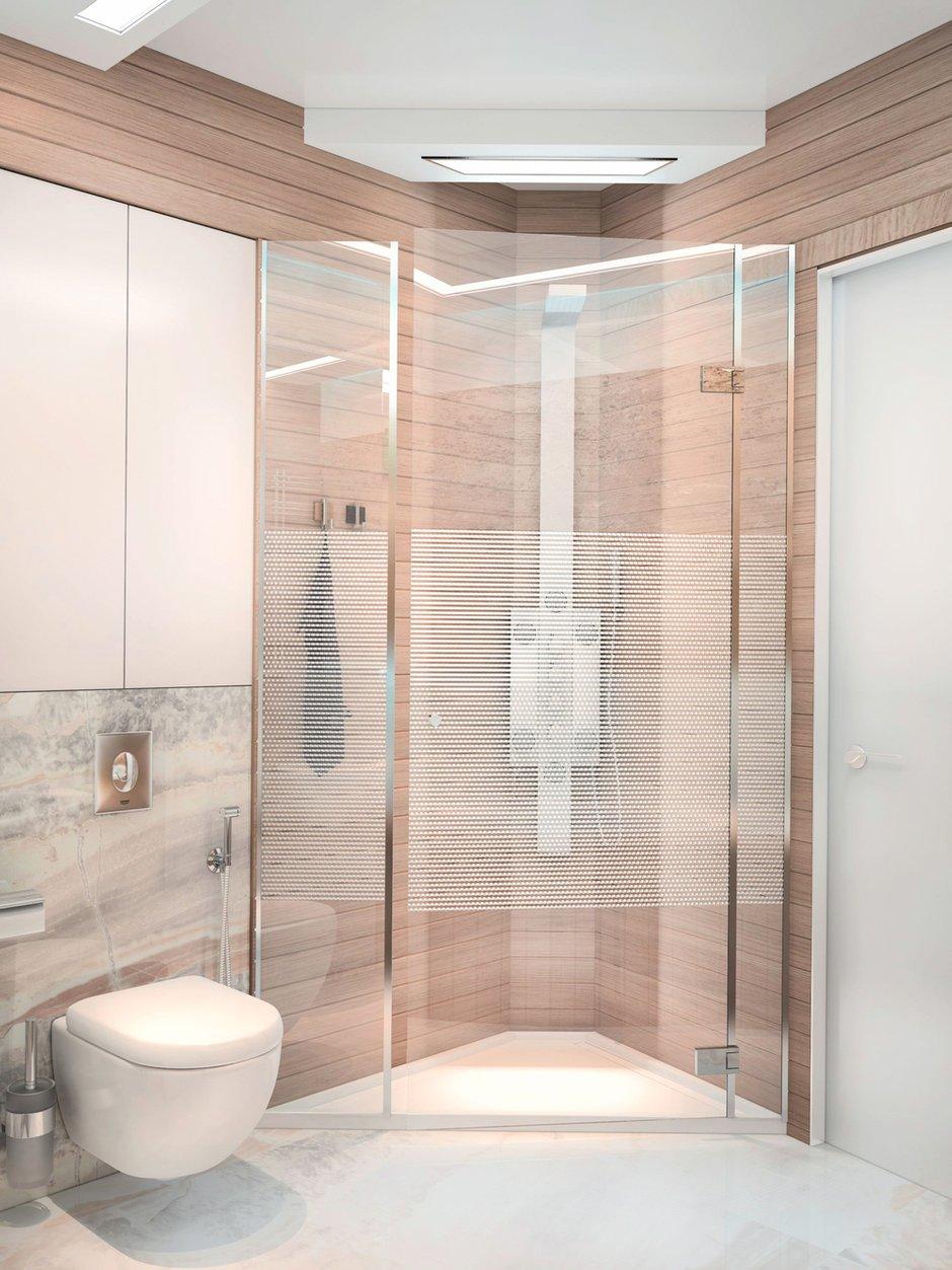 Фотография: Ванная в стиле Современный, Декор интерьера, Квартира, Дома и квартиры, Проект недели, SLV – фото на INMYROOM