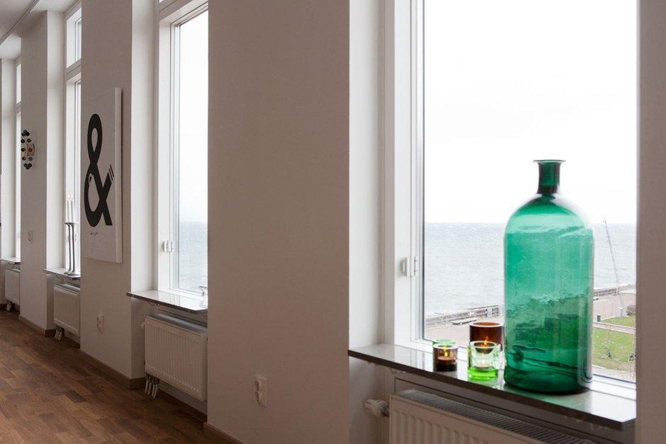 Фотография: Гостиная в стиле Скандинавский, Квартира, Дома и квартиры – фото на INMYROOM