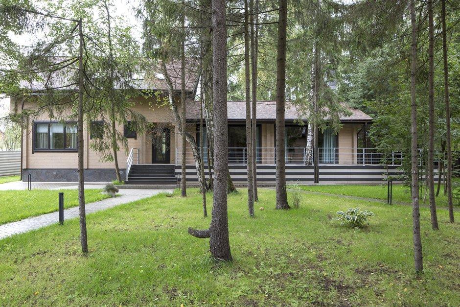 Фотография: Архитектура в стиле , Дом, 4 и больше, Более 90 метров, Студия TS Design, #эксклюзивныепроекты – фото на INMYROOM