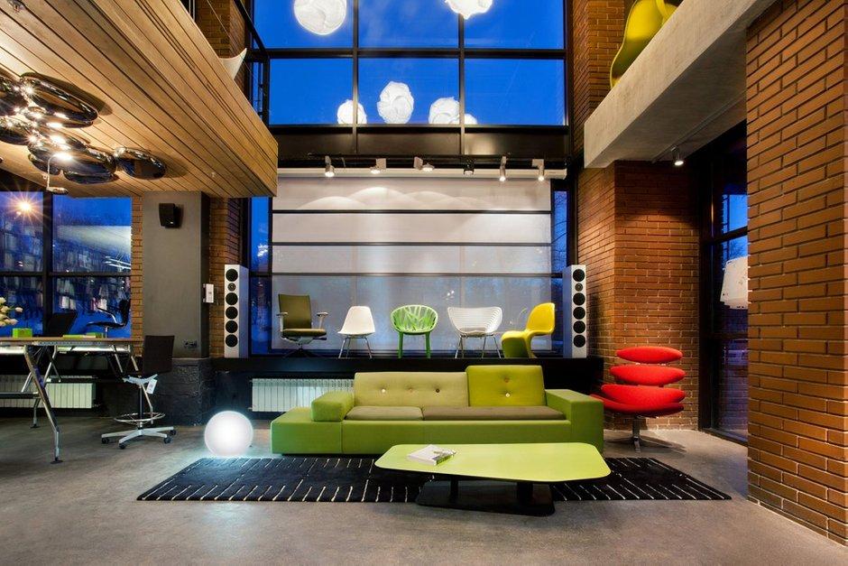 Фотография: Офис в стиле Лофт, Офисное пространство, Дома и квартиры, Проект недели, Artplay – фото на INMYROOM