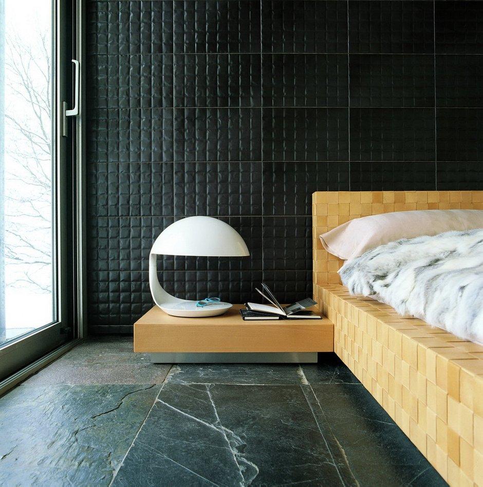 Фотография: Спальня в стиле Современный, Скандинавский, Эклектика, Декор интерьера, Мебель и свет – фото на INMYROOM