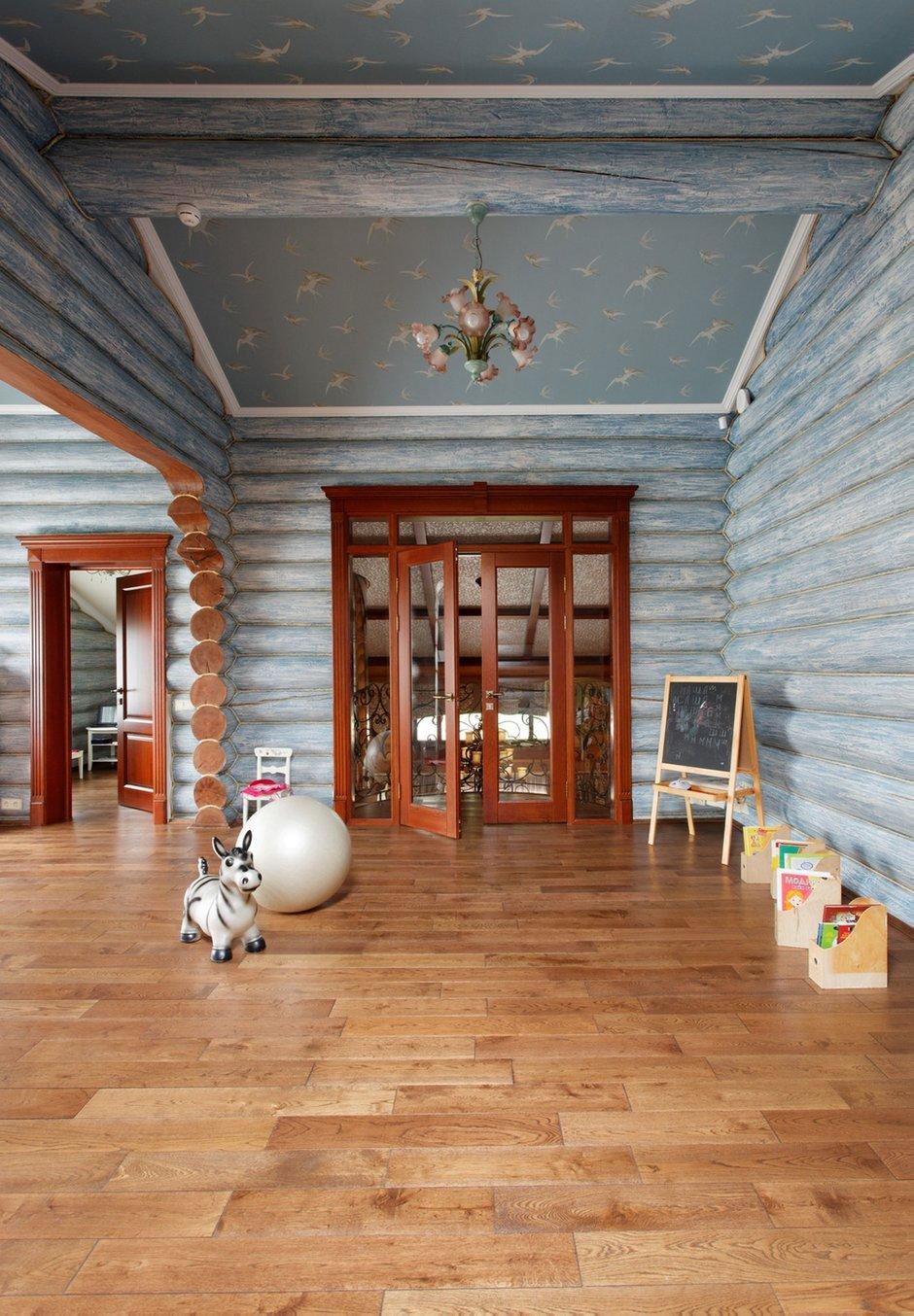 Фотография:  в стиле Прованс и Кантри, Дом, Дома и квартиры, Проект недели, Дача – фото на INMYROOM
