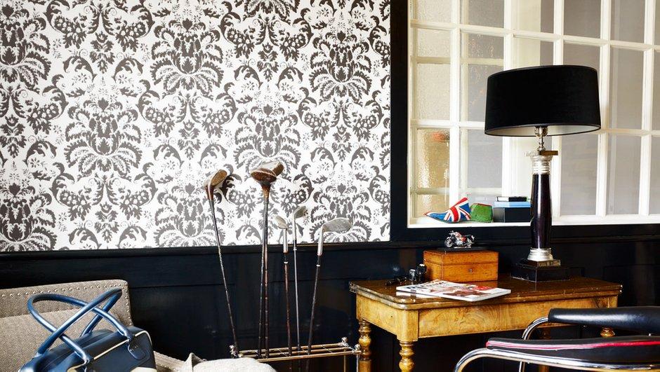 Фотография: Декор в стиле Прованс и Кантри, Классический, Современный, Декор интерьера, Дизайн интерьера, Цвет в интерьере, Обои, Стены, Эко – фото на INMYROOM