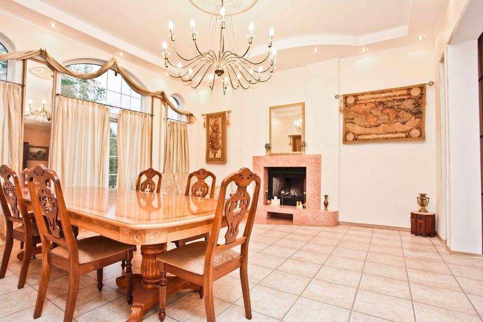 Фотография: Кухня и столовая в стиле Классический, Современный, Дом, Дома и квартиры – фото на INMYROOM