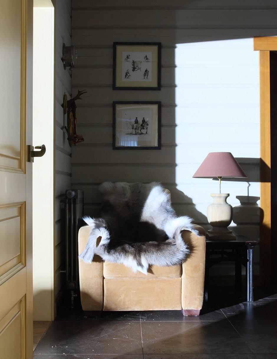 Фотография:  в стиле Скандинавский, Современный, Декор интерьера, Дом, Fabbian, Дома и квартиры, IKEA, Шале – фото на INMYROOM