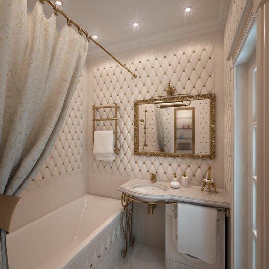Фотография: Ванная в стиле Классический, Малогабаритная квартира, Дом, Дома и квартиры – фото на INMYROOM