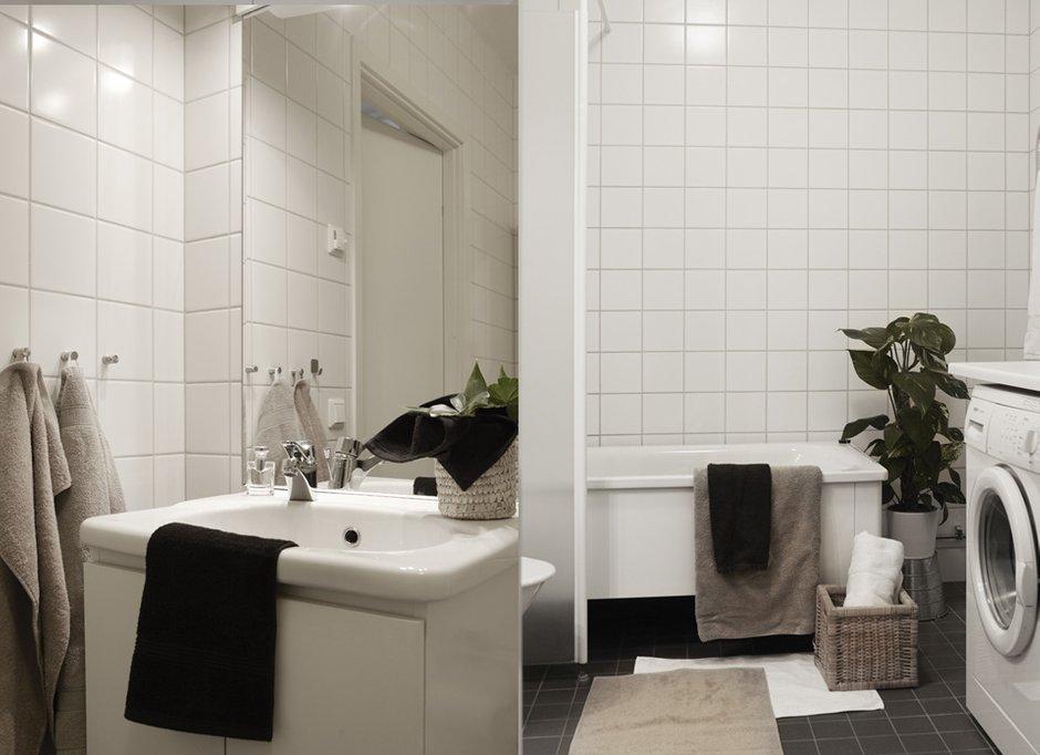 Фотография: Прочее в стиле , Детская, Квартира, Швеция, Цвет в интерьере, Дома и квартиры, Белый – фото на INMYROOM