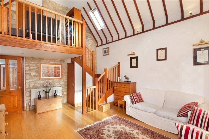 Фотография: Гостиная в стиле Скандинавский, Дом, Дома и квартиры – фото на INMYROOM