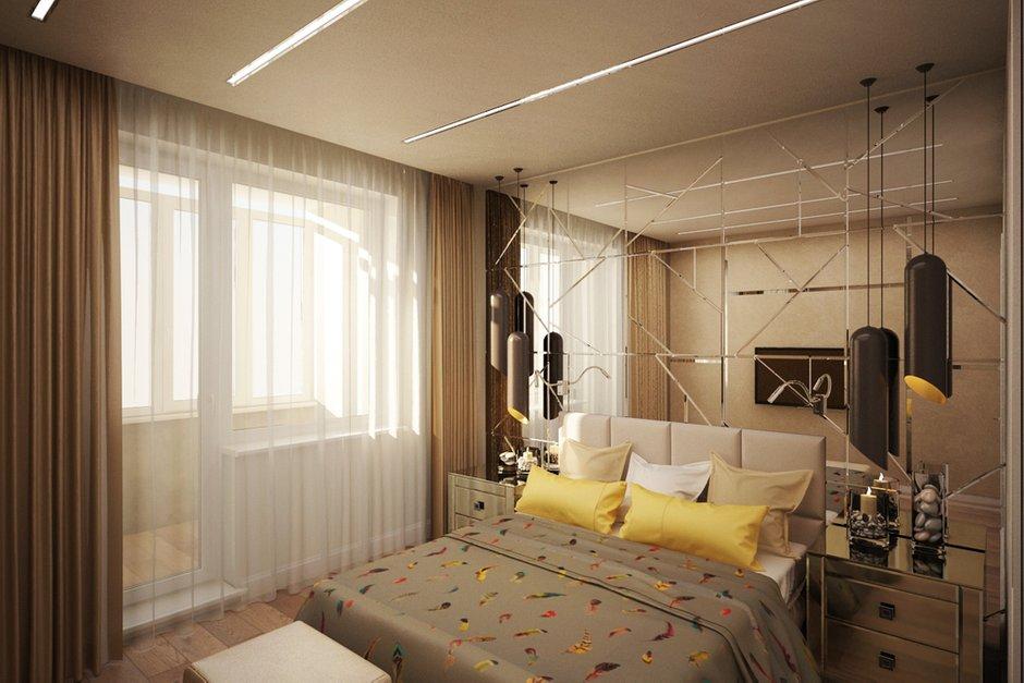 Фотография:  в стиле , Квартира, Проект недели, Москва – фото на INMYROOM