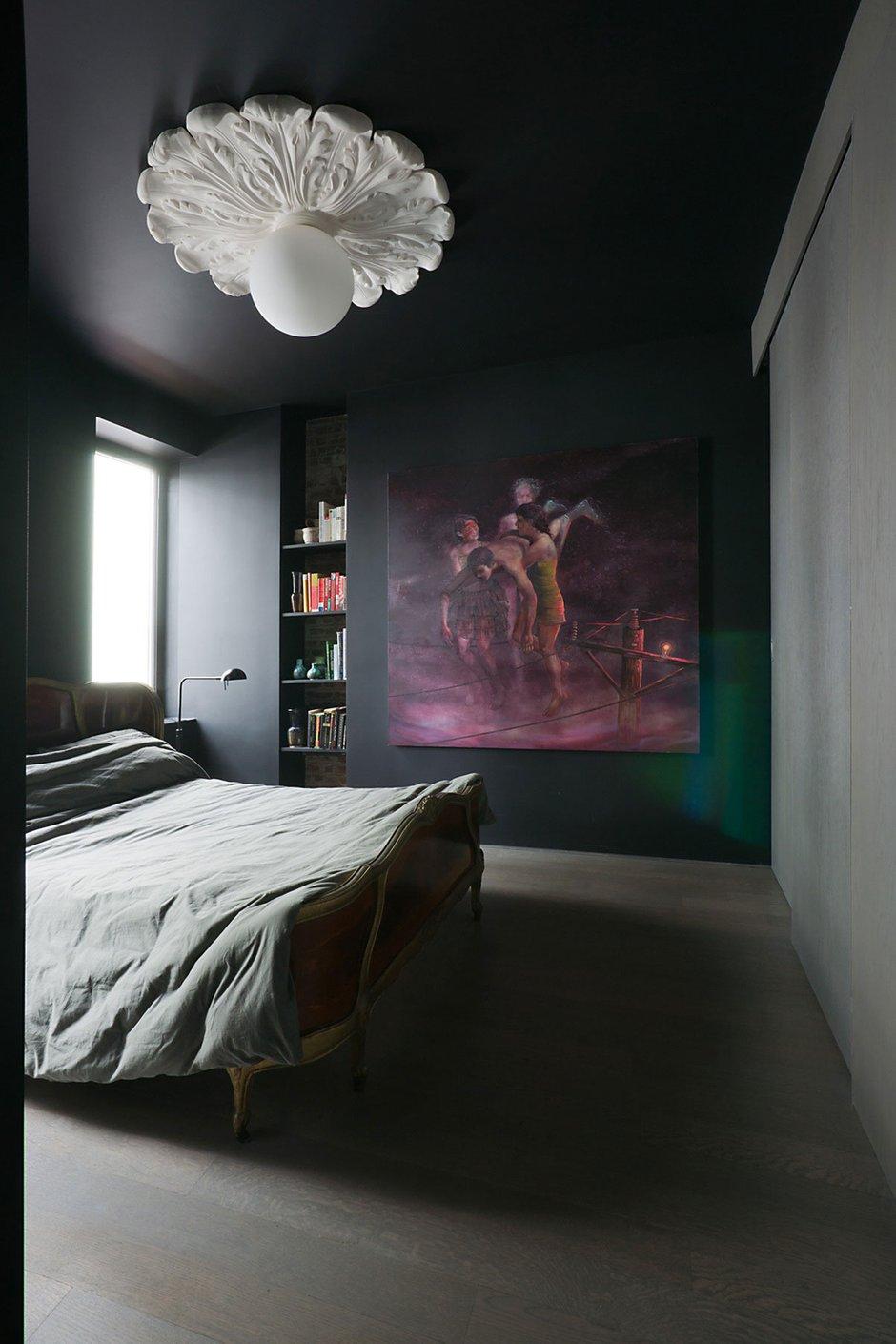 Фотография: Спальня в стиле Классический, Современный, Эклектика, Дом, Дома и квартиры – фото на INMYROOM