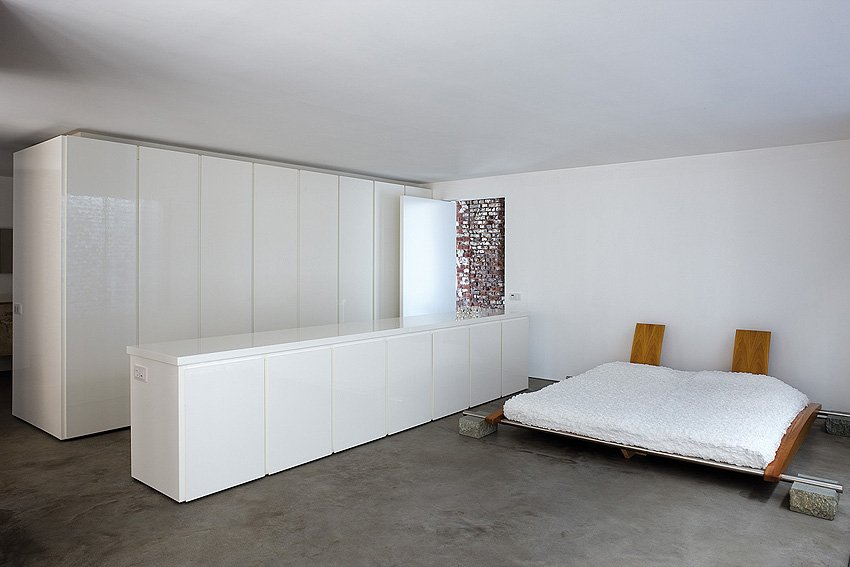 Фотография: Спальня в стиле Скандинавский, Современный, Лофт, Декор интерьера, Дом, Дома и квартиры, Архитектурные объекты – фото на INMYROOM