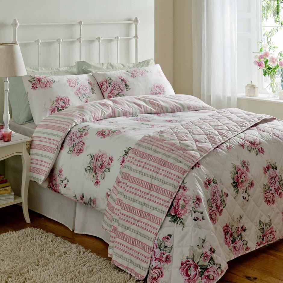Фотография: Спальня в стиле Прованс и Кантри, Современный, Декор интерьера, Квартира, Текстиль – фото на INMYROOM