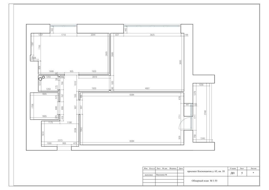 Фотография: Планировки в стиле , Классический, Квартира, Россия, Проект недели, Санкт-Петербург, Мария Василенко, дизайн двухкомнатной квартиры в классическом стиле, интерьер двухкомнатной квартиры в новостройке, как сделать гардеробную в двушке – фото на INMYROOM