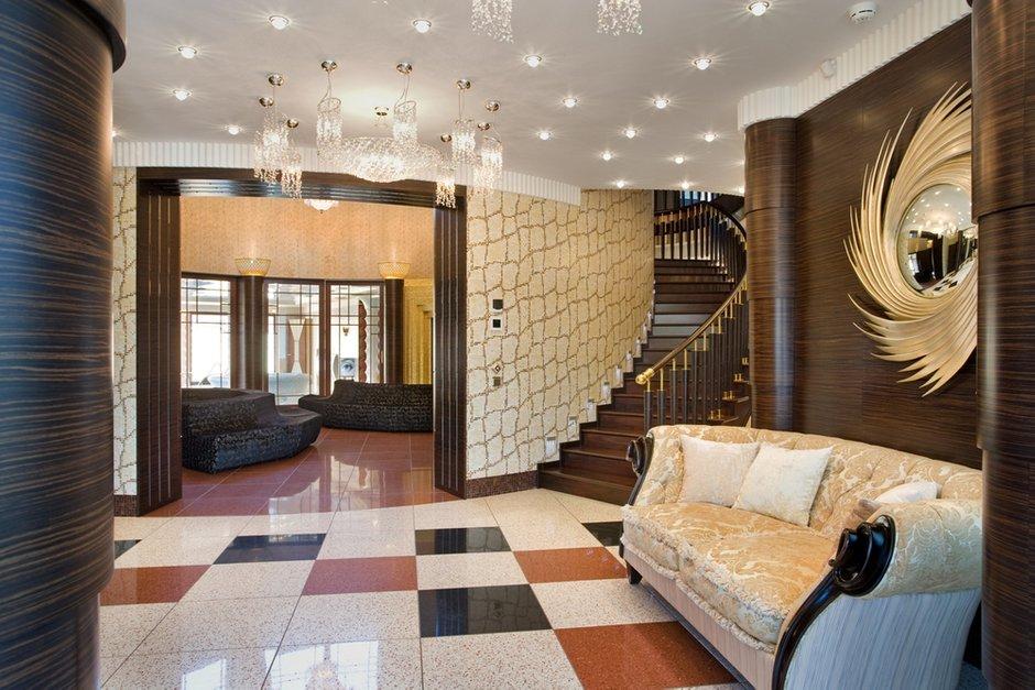 Фотография: Гостиная в стиле Современный, Эклектика, Дом, Дома и квартиры, Ар-деко – фото на INMYROOM