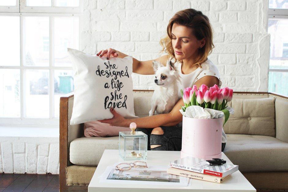 Фотография: Кухня и столовая в стиле Скандинавский, DIY, Алина Чернышова – фото на INMYROOM