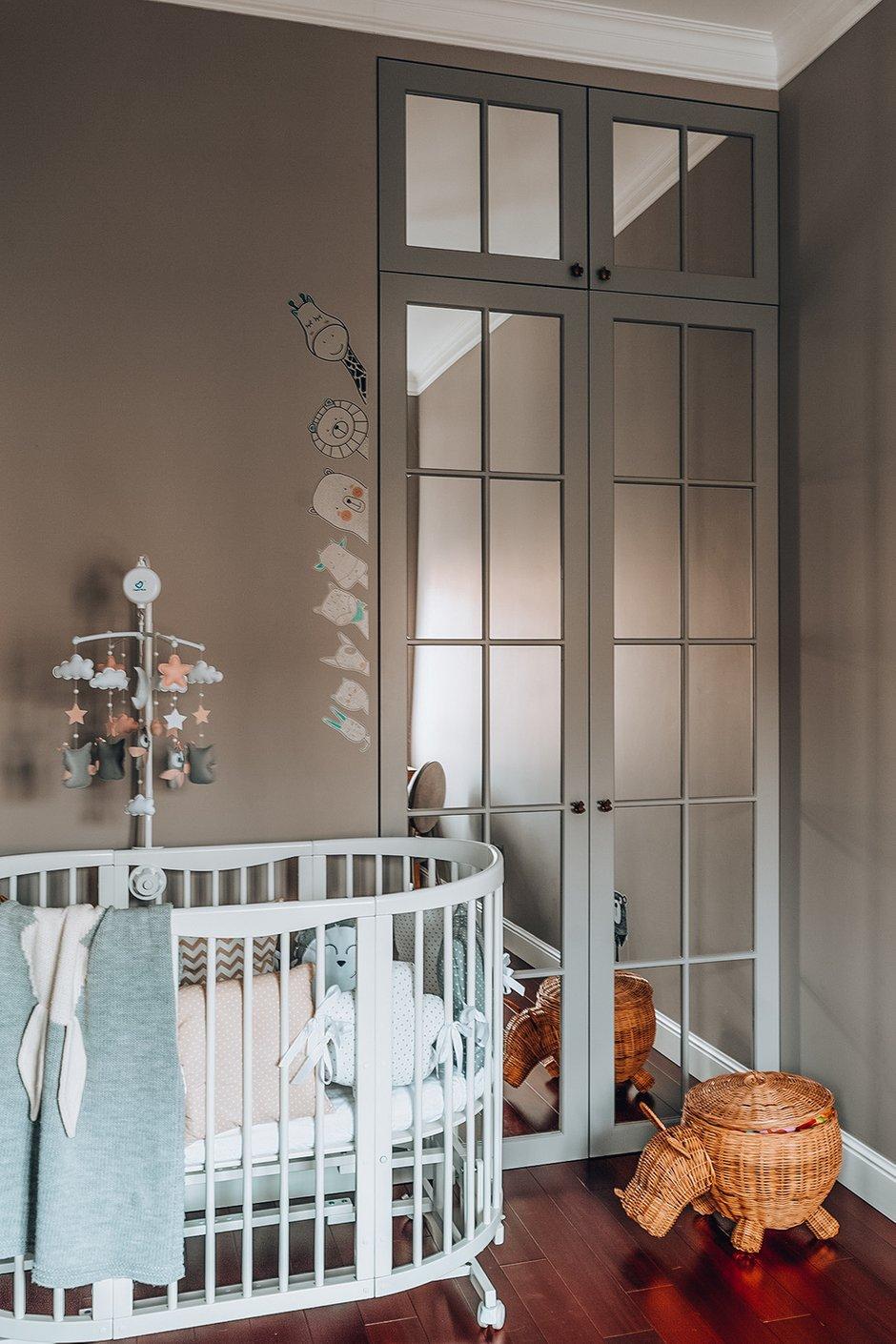 Фотография: Детская в стиле Классический, Современный, Квартира, Проект недели, Санкт-Петербург, 3 комнаты, 60-90 метров, Наталья Комова – фото на INMYROOM