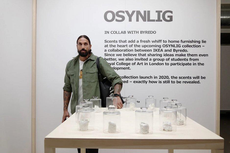 Шведский парфюмер Бен Горхэм, основатель Byredo