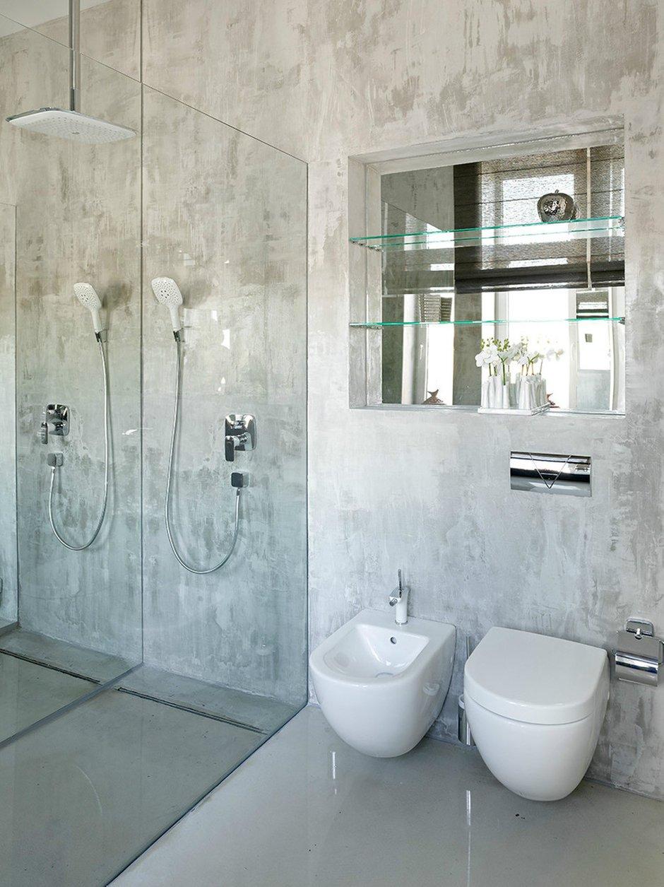 Фотография: Ванная в стиле Лофт, Интерьер комнат, Проект недели – фото на INMYROOM