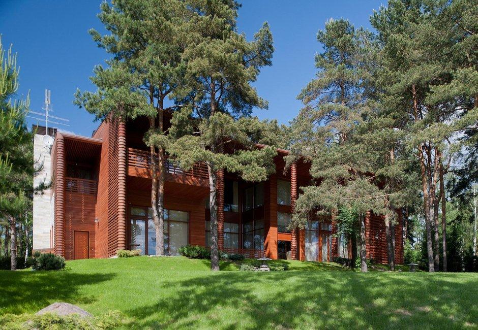 Фотография: Архитектура в стиле , Дом, Дома и квартиры, Проект недели – фото на INMYROOM