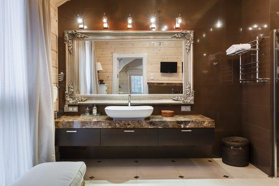 Фотография: Ванная в стиле Современный, Эклектика, Дом, Дома и квартиры, IKEA, Проект недели – фото на INMYROOM