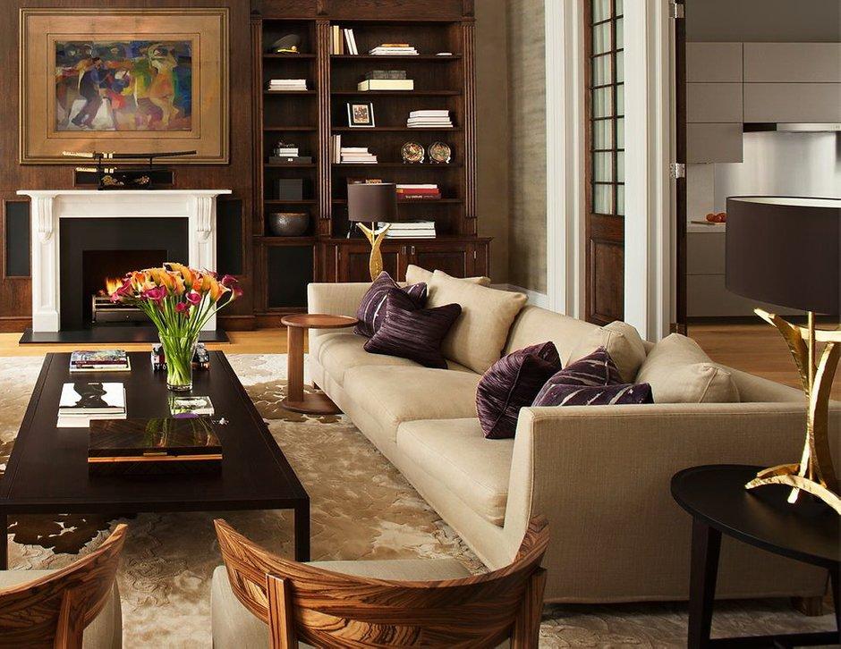 Фотография: Гостиная в стиле , Декор интерьера, Интерьер комнат – фото на INMYROOM