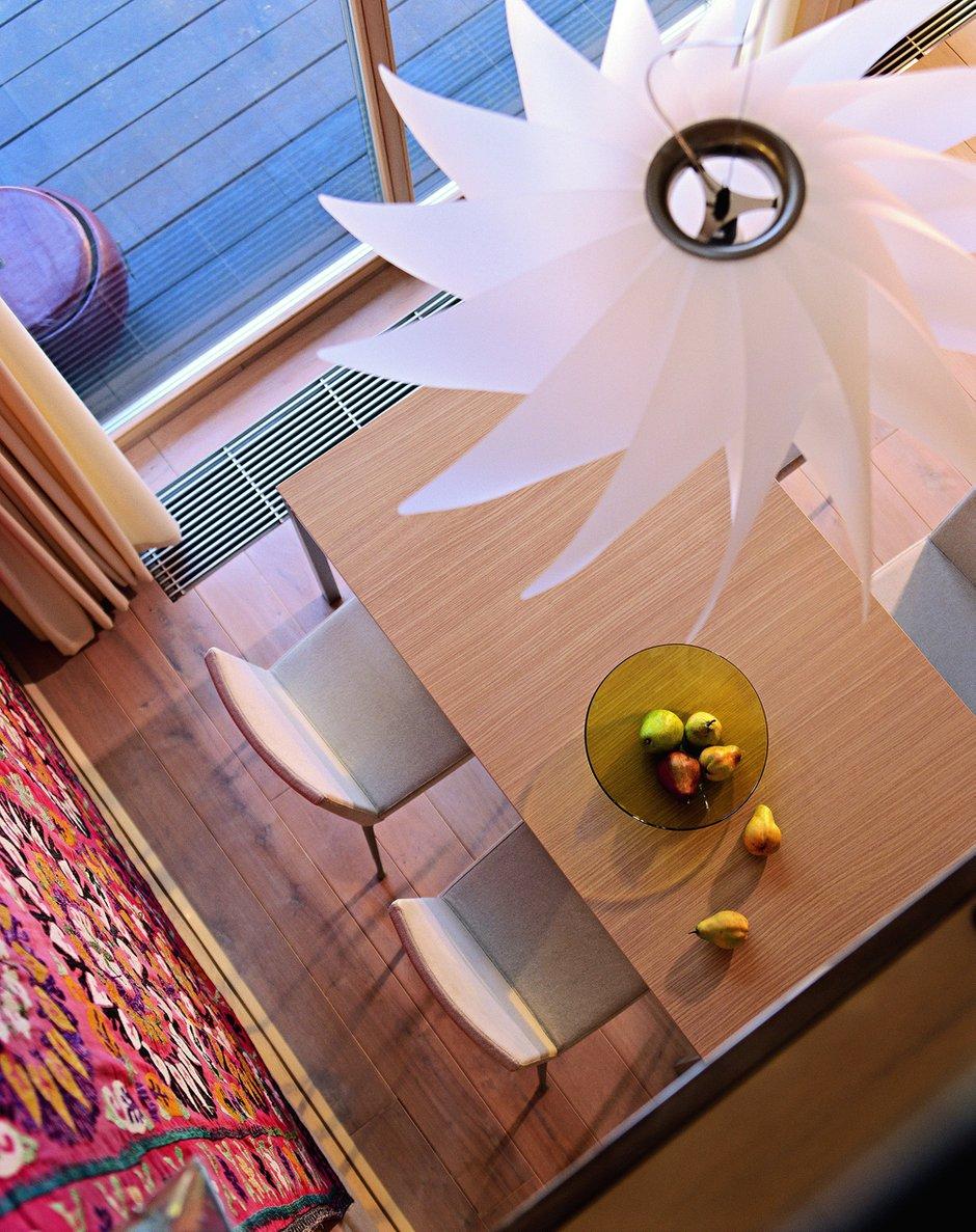 Фотография: Кухня и столовая в стиле Прованс и Кантри, Современный, Восточный, Дом, Дома и квартиры, Архитектурные объекты, Минимализм, Дача – фото на INMYROOM