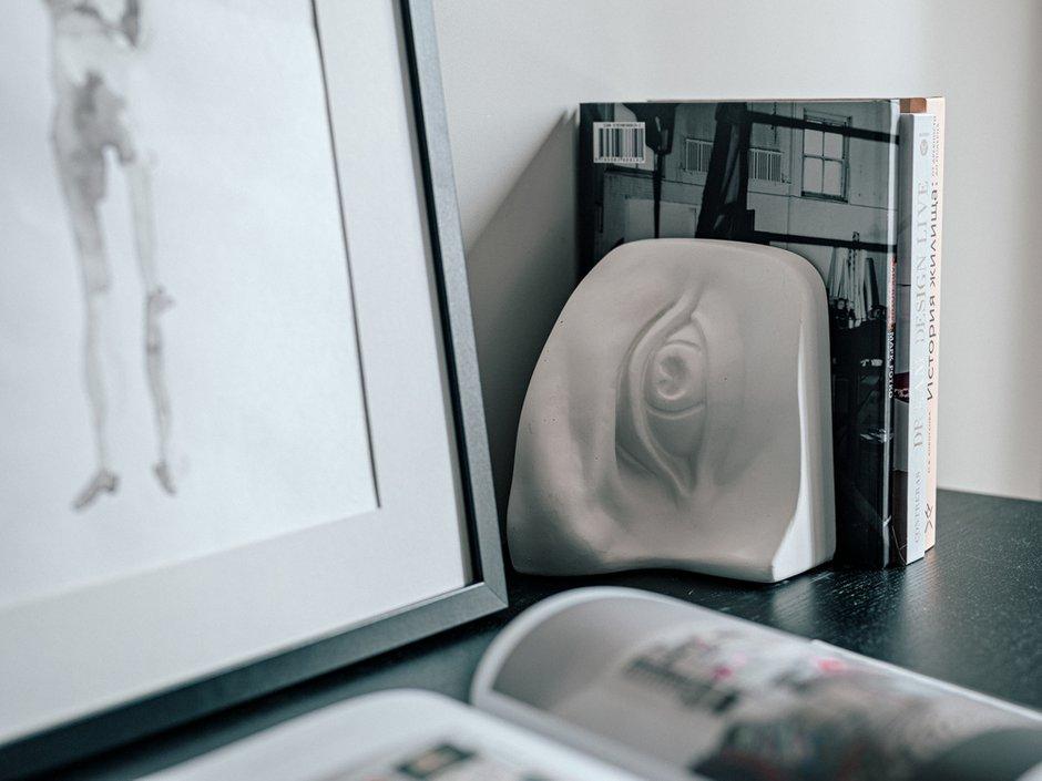 Фотография: Декор в стиле Минимализм, Современный, Малогабаритная квартира, Квартира, Студия, Проект недели, Москва, до 40 метров, Ирина Ежова – фото на INMYROOM