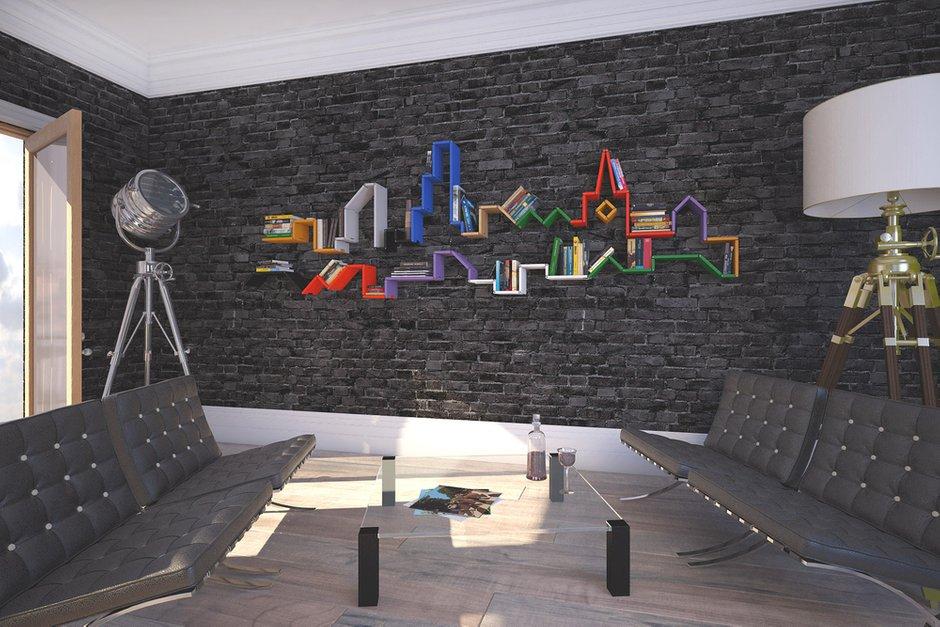 Фотография: Гостиная в стиле Эклектика, Индустрия, Люди – фото на INMYROOM