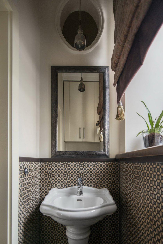 Фотография: Ванная в стиле Прованс и Кантри, Декор интерьера, Мебель и свет, Проект недели, Лена Ленских – фото на INMYROOM
