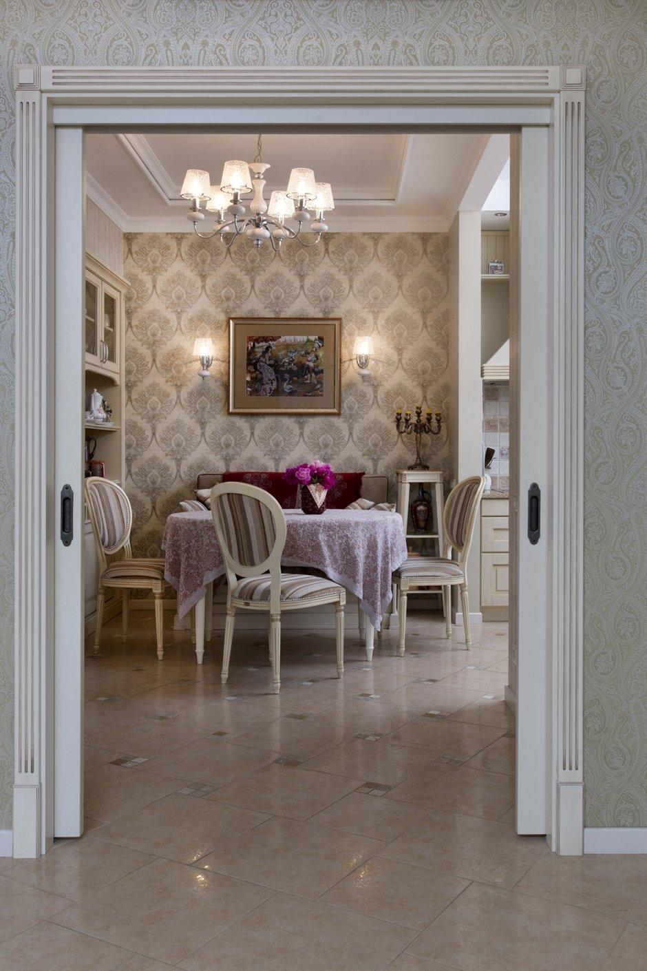 Фотография: Кухня и столовая в стиле Прованс и Кантри, Интерьер комнат, Проект недели – фото на INMYROOM