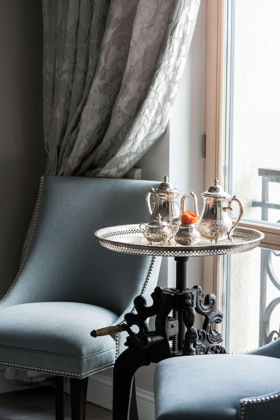 Фотография: Декор в стиле Прованс и Кантри, Современный, Квартира, Проект недели – фото на InMyRoom.ru