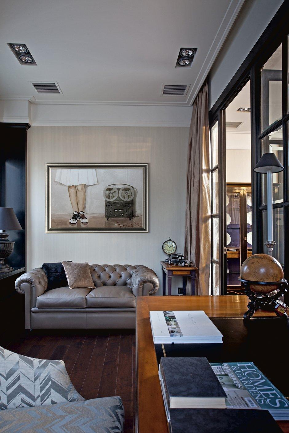 Фотография: Офис в стиле , Дом, Дома и квартиры – фото на INMYROOM