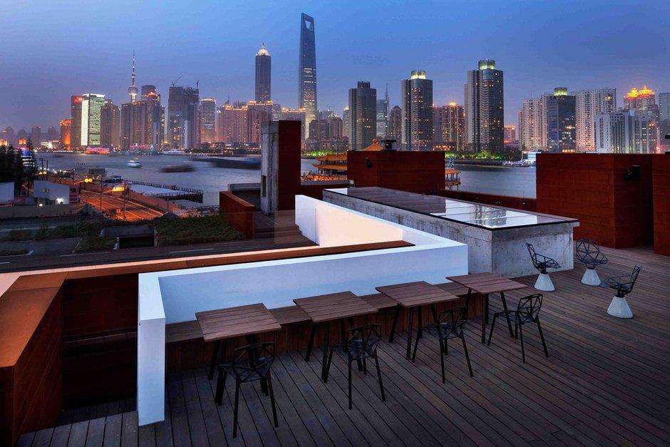 Фотография: Балкон, Терраса в стиле Современный, Дома и квартиры, Городские места – фото на INMYROOM