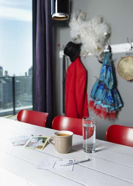 Фотография: Кухня и столовая в стиле Скандинавский, Дома и квартиры, Городские места, Отель, Проект недели – фото на InMyRoom.ru