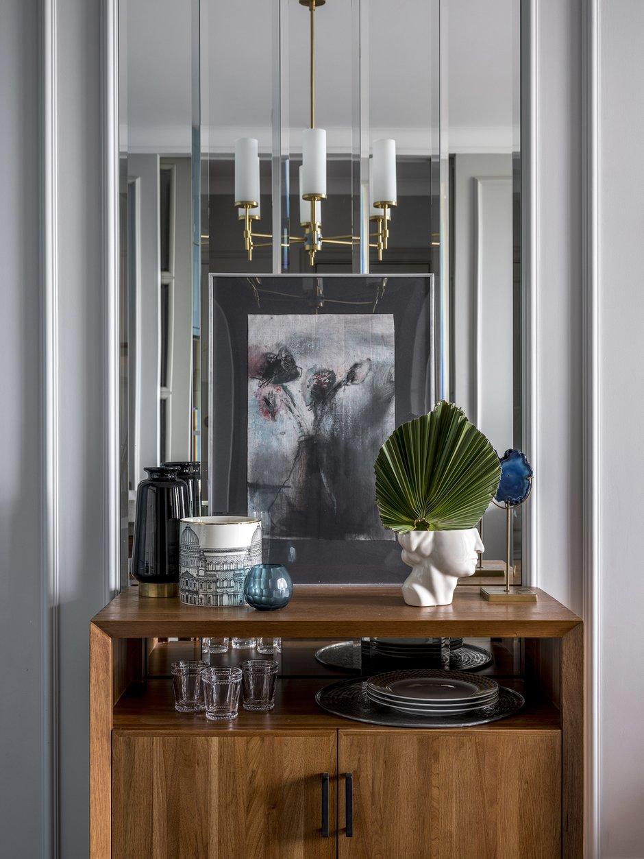 Фотография: Кухня и столовая в стиле Современный, Квартира, Проект недели, Москва, 4 и больше, Более 90 метров, Anddesign – фото на INMYROOM
