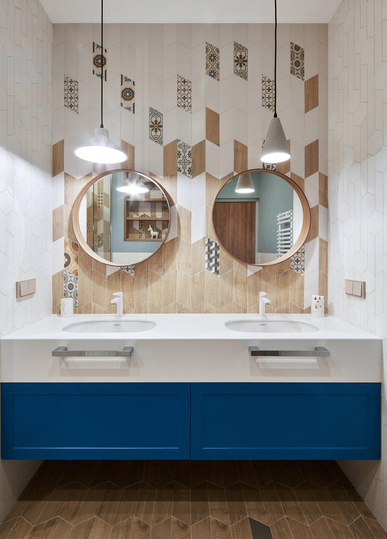 Фотография: Ванная в стиле Современный, Квартира, Проект недели, Санкт-Петербург, 4 и больше, Более 90 метров, Николай Банников – фото на INMYROOM