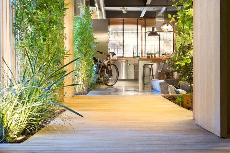Фотография: Прихожая в стиле Лофт, Дом, Дома и квартиры – фото на INMYROOM